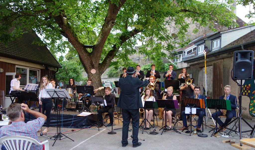 MVG Big Band in Ornbau