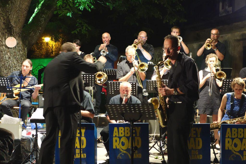 Abbeyroad Big Band mit Thomas